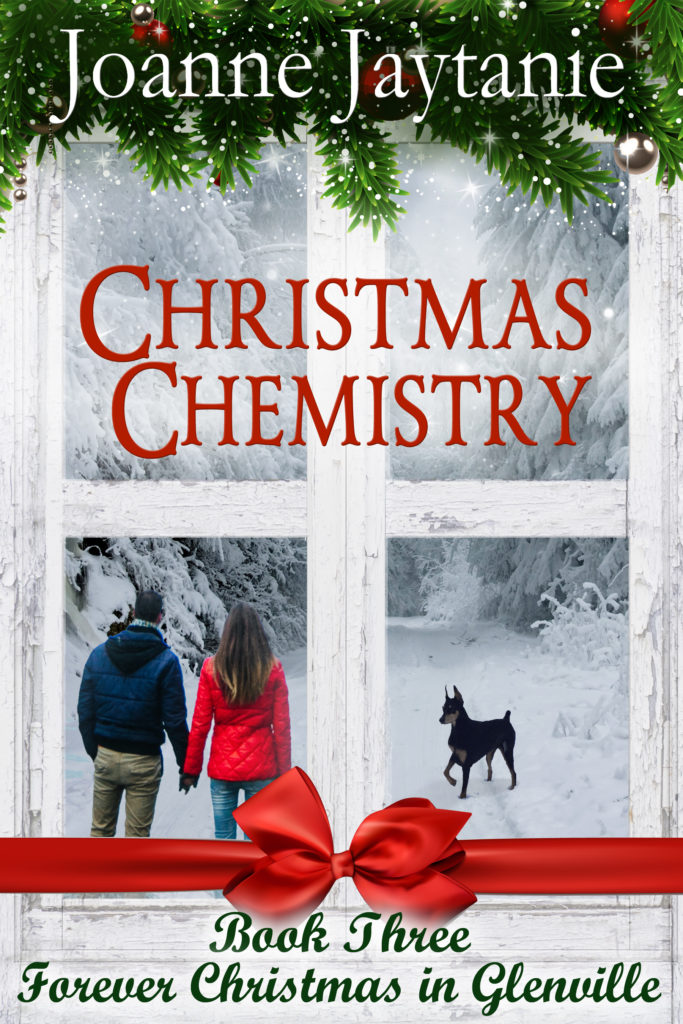 CHRISTMAS CHEMISTRY COVER