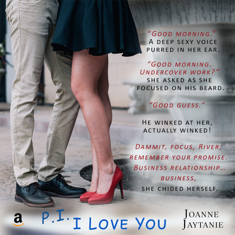 P.I. I Love You (Miss Demeanor, P.I. Book 1)